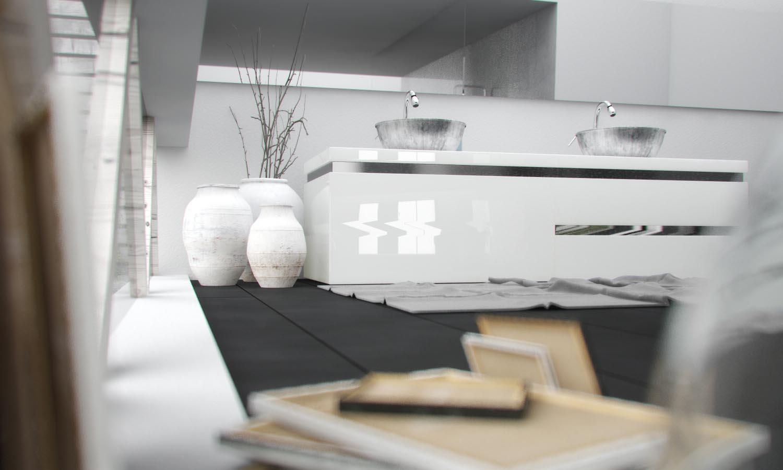 CGI Badezimmer